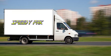 Speedy Pak Full Service Logistics Company – Specializing in